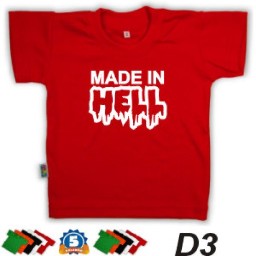 MADE IN HELL    (D3)